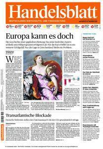 Handelsblatt - 28. Oktober 2015