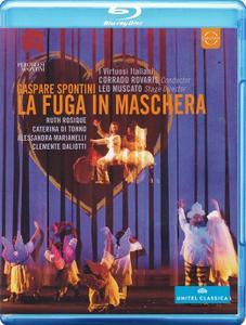 Corrado Rovaris, I Virtuosi Italiani - Spontini: La Fuga In Maschera (2014) [Blu-Ray]