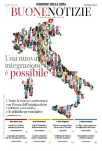 Corriere della Sera Buone Notizie - 13 Aprile 2021
