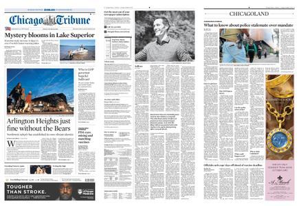 Chicago Tribune – October 17, 2021