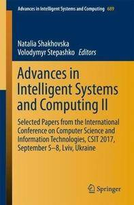 Advances in Intelligent Systems and Computing II