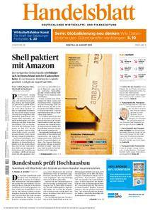 Handelsblatt - 22. August 2016