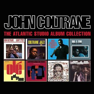 John Coltrane - The Atlantic Studio Album Collection (2015) [Official Digital Download 24 bit/192 kHz]
