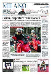 Corriere della Sera Milano – 15 gennaio 2021