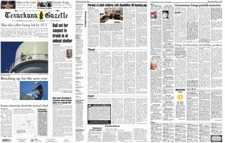 The Texarkana Gazette – January 04, 2020