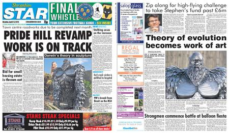 Shropshire Star Shrewsbury Edition – April 15, 2019