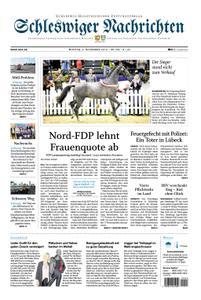 Schleswiger Nachrichten - 04. November 2019