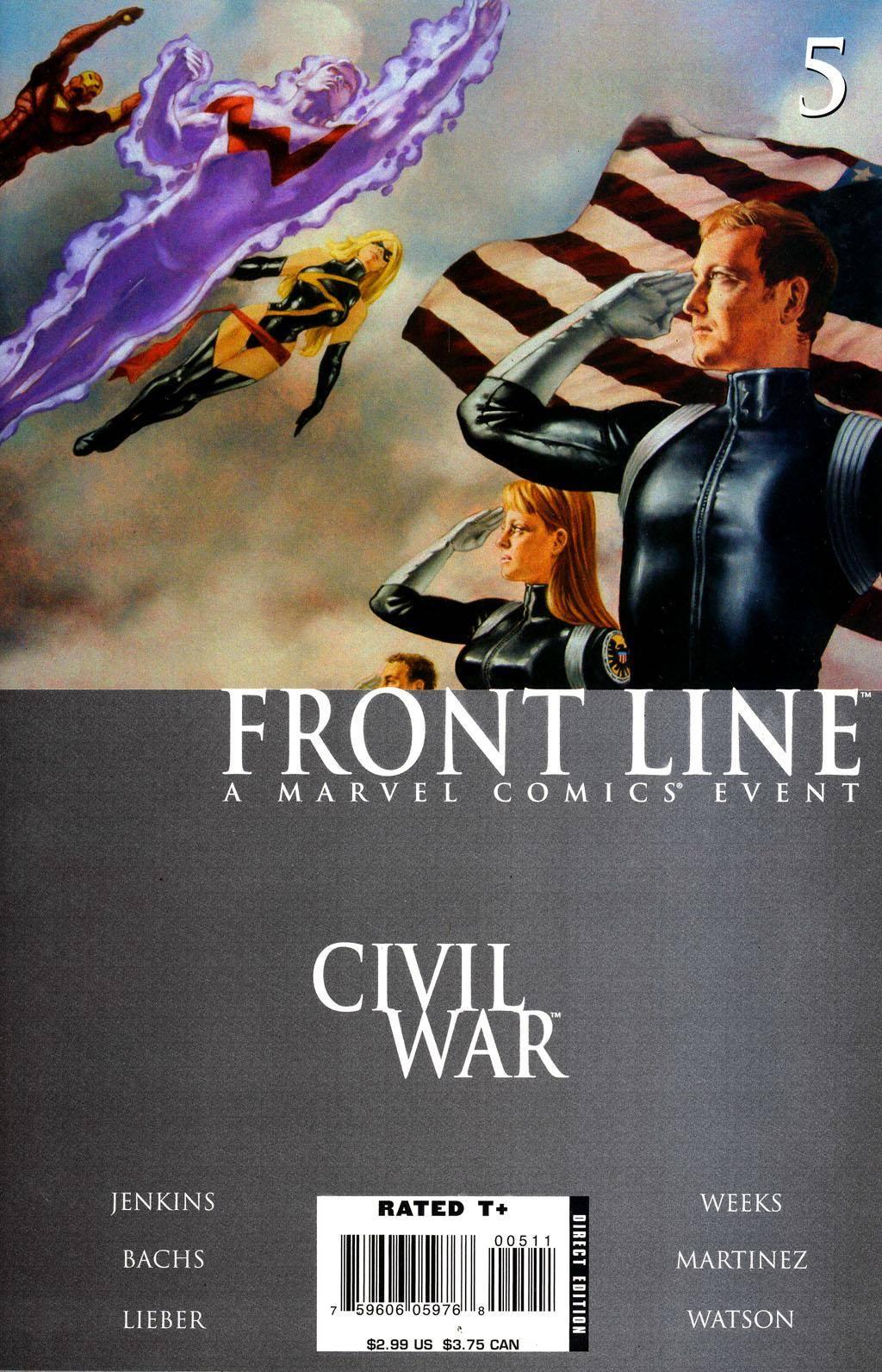 Civil War - Frontline 05