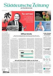 Süddeutsche Zeitung - 16-17 Mai 2020