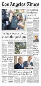Los Angeles Times  November 07 2017
