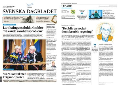 Svenska Dagbladet – 07 december 2018