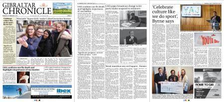 Gibraltar Chronicle – 12 February 2018