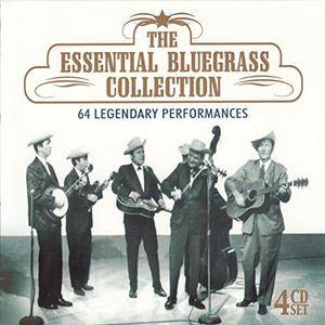 VA - The Essential Bluegrass Collection (2002)