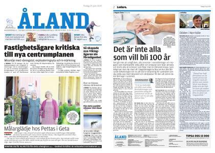 Ålandstidningen – 25 juni 2019