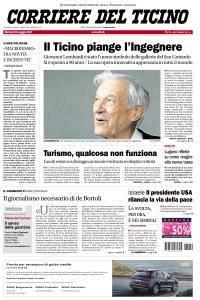 Corriere del Ticino - 23 Maggio 2017