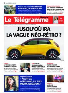 Le Télégramme Lorient – 17 janvier 2021