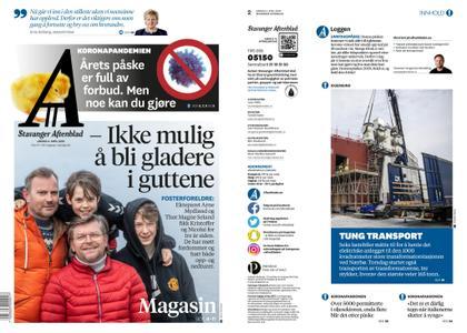 Stavanger Aftenblad – 04. april 2020