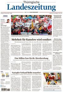 Thüringische Landeszeitung – 17. Februar 2020