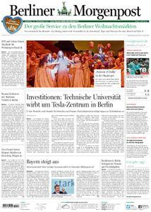Berliner Morgenpost – 25. November 2019