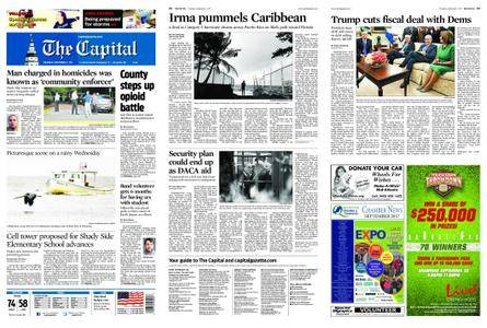 The Capital – September 07, 2017