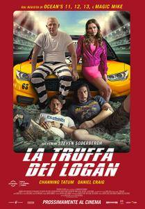La truffa dei Logan / Logan Lucky (2017)