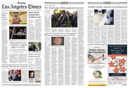 Los Angeles Times – May 17, 2020