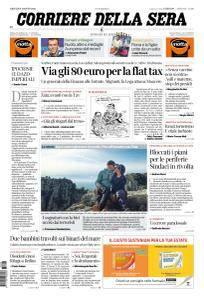 Corriere della Sera - 9 Agosto 2018