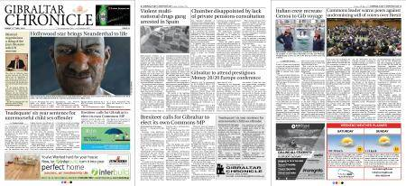 Gibraltar Chronicle – 11 May 2018