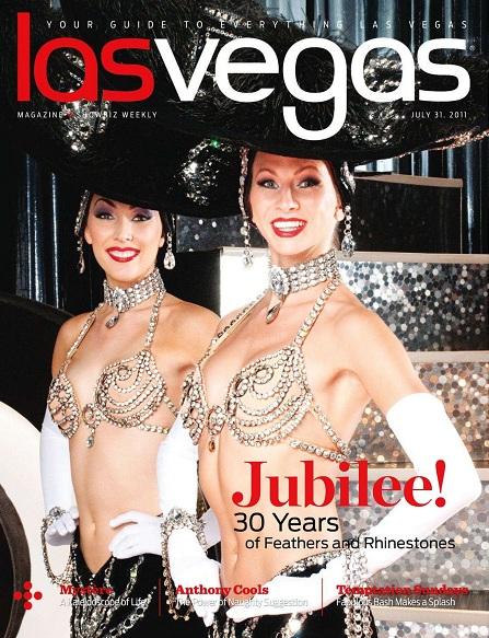 Las Vegas Magazine - 31 July 2011