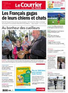 Le Courrier de l'Ouest Angers – 11 octobre 2020