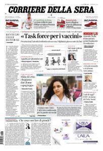 Corriere della Sera - 22 Marzo 2021