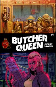 Butcher Queen 001 2019 digital dargh