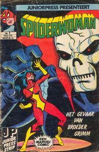 Spiderwoman - 19 - De Dood Van Jessica