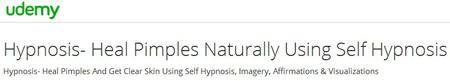 Hypnosis- Heal Pimples Naturally Using Self Hypnosis
