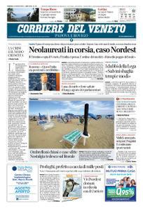 Corriere del Veneto Padova e Rovigo – 18 agosto 2019