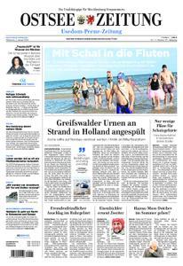 Ostsee Zeitung Wolgast - 02. Januar 2019