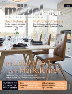 Möbel Kultur - Nr.4 2018