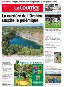 Le Courrier de l'Ouest Nord Anjou – 23 septembre 2021