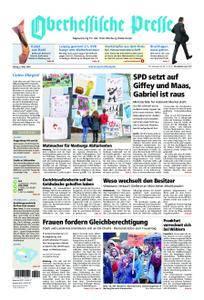 Oberhessische Presse Marburg/Ostkreis - 09. März 2018