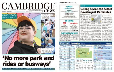 Cambridge News – June 16, 2021