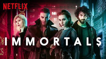 Immortals (2018) - Season 1
