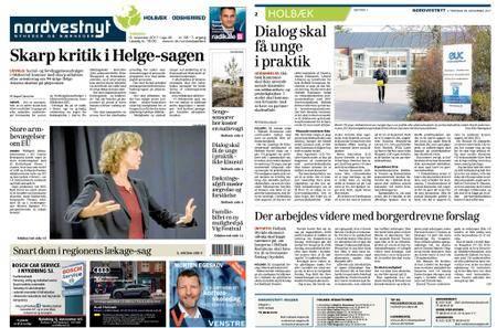 Nordvestnyt Holbæk Odsherred – 09. november 2017