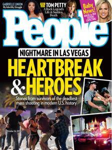 People USA - October 16, 2017