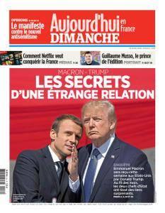 Aujourd'hui en France du Dimanche 22 Avril 2018