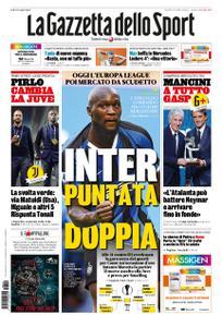 La Gazzetta dello Sport Roma – 10 agosto 2020