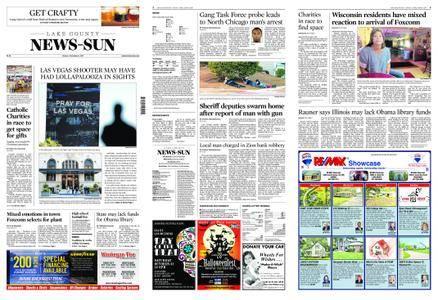 Lake County News-Sun – October 06, 2017