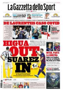 La Gazzetta dello Sport Roma – 11 settembre 2020
