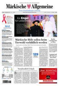 Neue Oranienburger Zeitung - 01. Dezember 2017