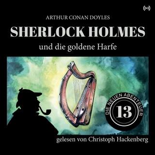 «Sherlock Holmes und die goldene Harfe» by Sir Arthur Conan Doyle,William K. Stewart