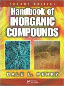Handbook of Inorganic Compounds, Second Edition (repost)